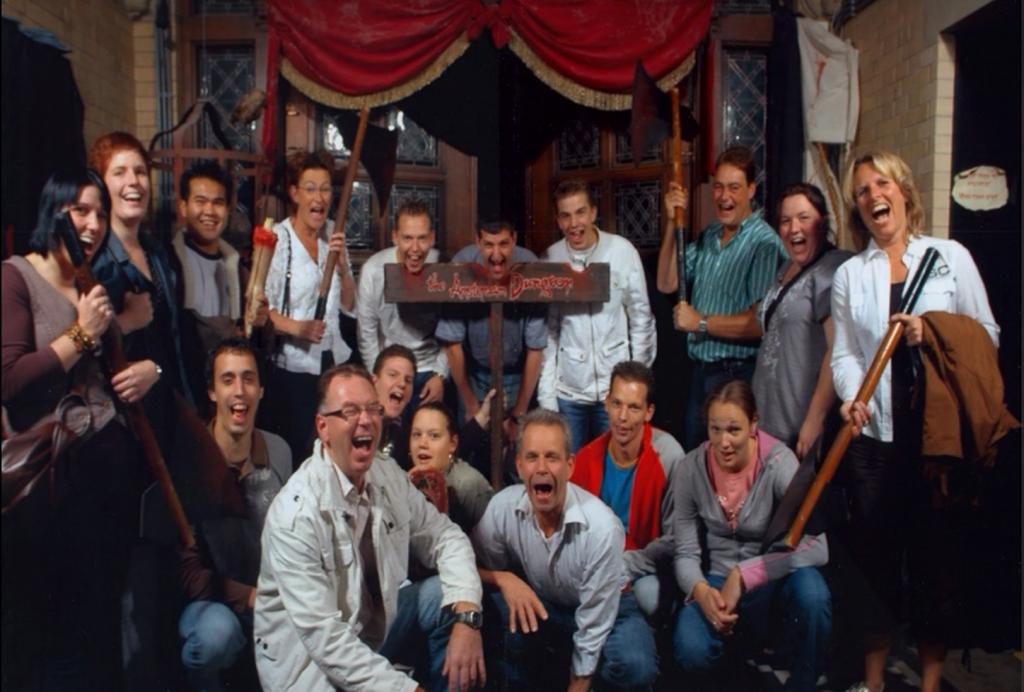 Uit de oude doos: 12,5 jaar Merkx in Amsterdam
