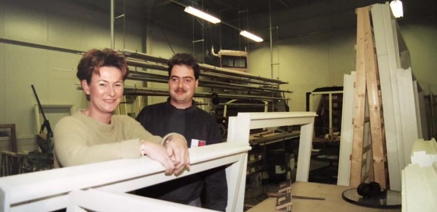 Peter & Elsbeth Merkx, 2001